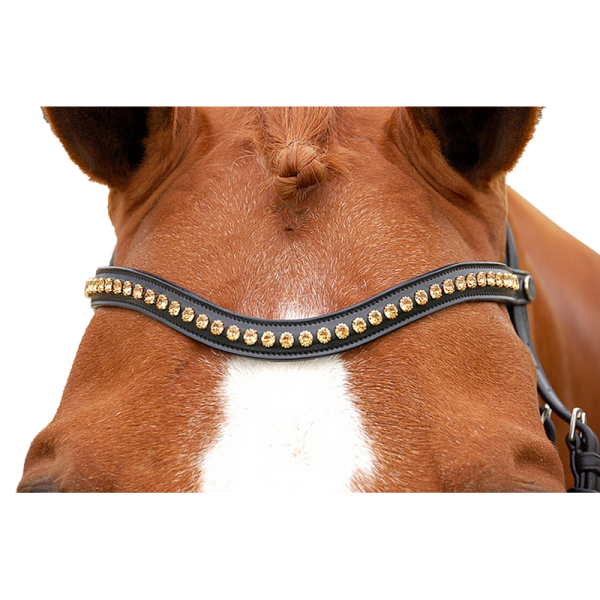 Dyon Dressur Stirnband Gold
