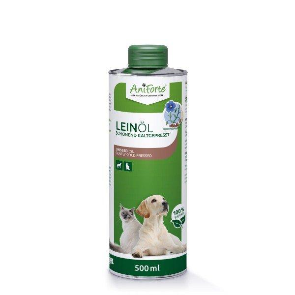 AniForte® Leinöl, Ergänzungsfutter