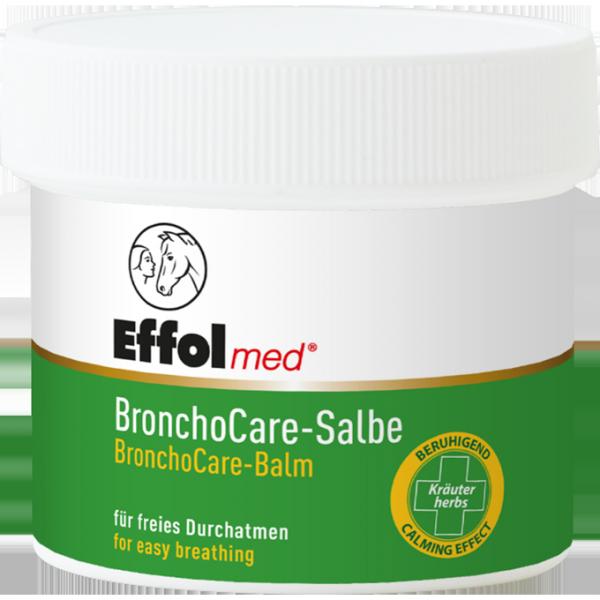 Effol med Hustenmittel BronchoCare-Salbe