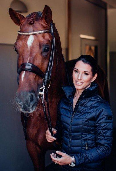 Equestrian Stockholm Damenjacke Light Weight
