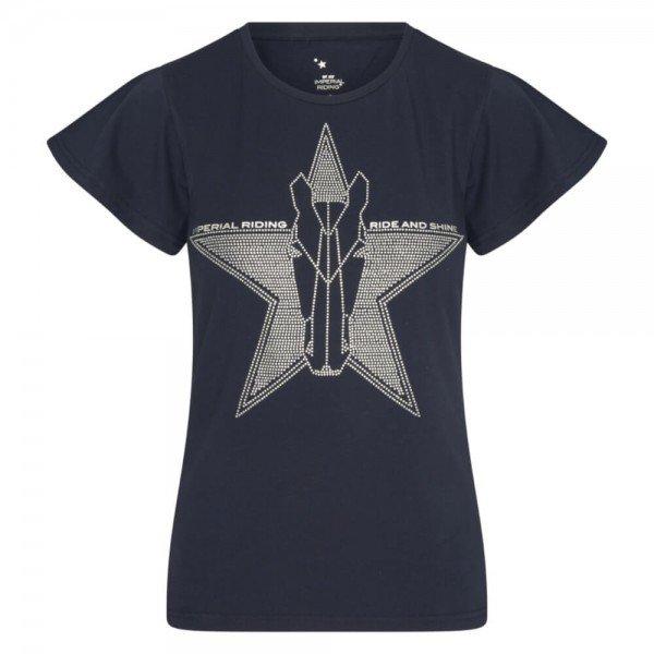 Imperial Riding T-Shirt Damen IRHBelle Star FS21, kurzarm