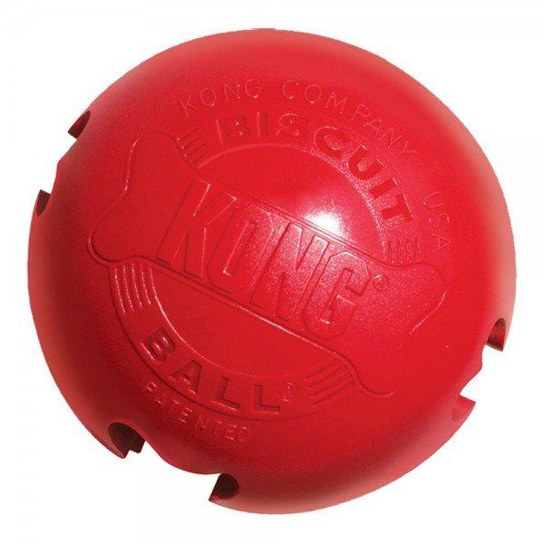 KONG Hundespielzeug Biscuit Ball