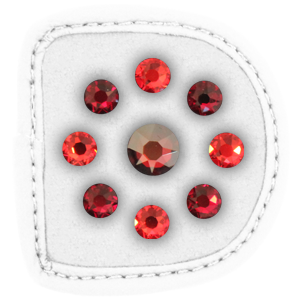 MagicTack Patches Circle Red