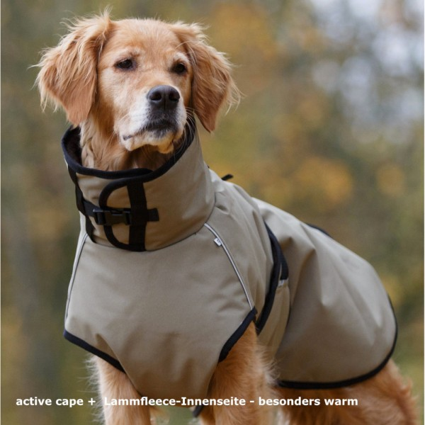 Action Factory Hundemantel active cape plus