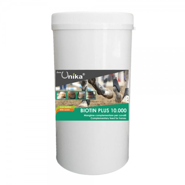 Linea Unika Biotin Plus 10.000, Ergänzungsfutter