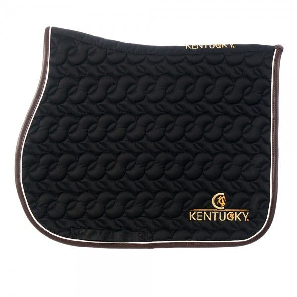 Kentucky Horsewear Schabracke Absorb mit Logo, Springschabracke
