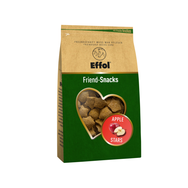 Effol Friend-Snacks Apple Stars 500g