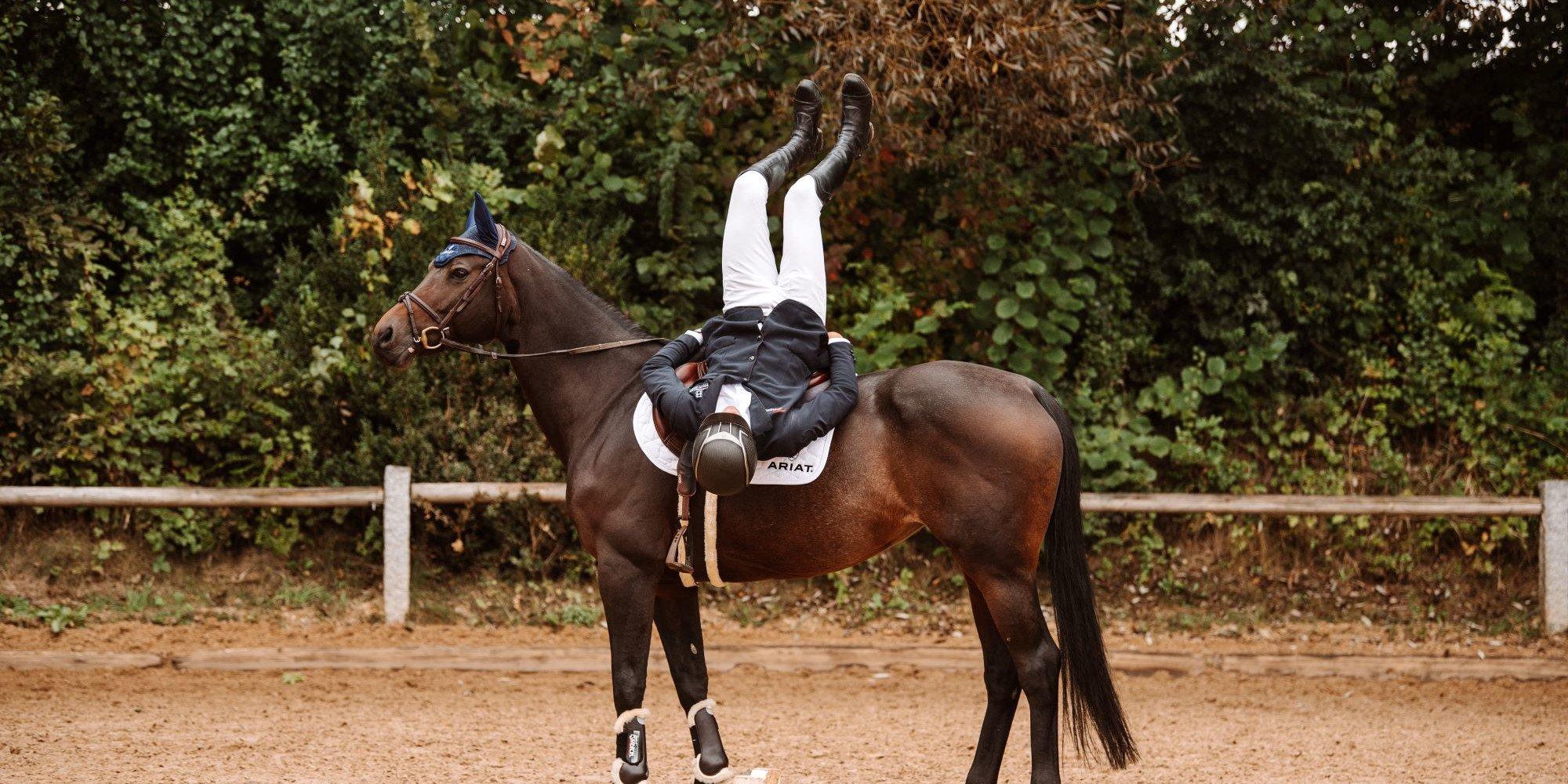 Gymnastik für Reiter: So hältst du dich fit und kannst deinen Reitersitz verbessern