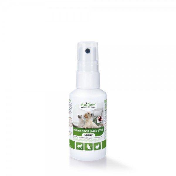 AniForte Milbenspray Milben-STOP, für Hunde und Pferde