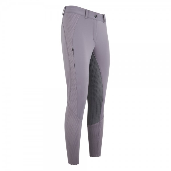 Euro Star Reithose Damen Sea Breeze, Vollbesatz, Full-Grip