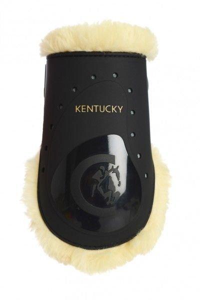 Kentucky Horsewear Streichkappe Elastic Sheepskin