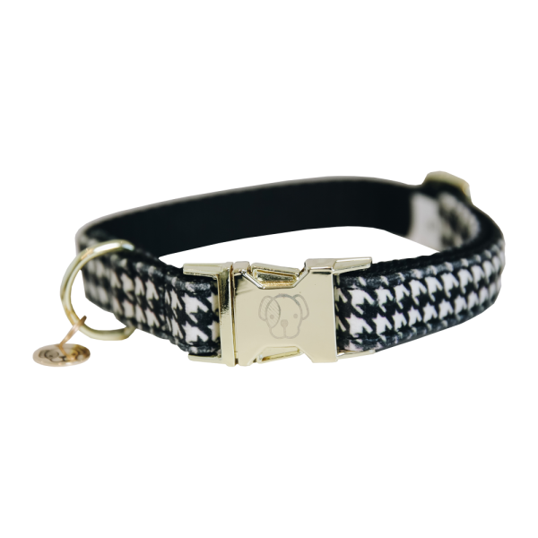 Kentucky Dogwear Hundehalsband Dog Collar Pied-de-Poule