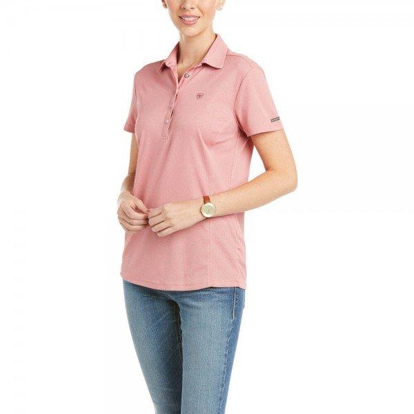 Ariat Poloshirt Damen Talent SS FS21, kurzarm
