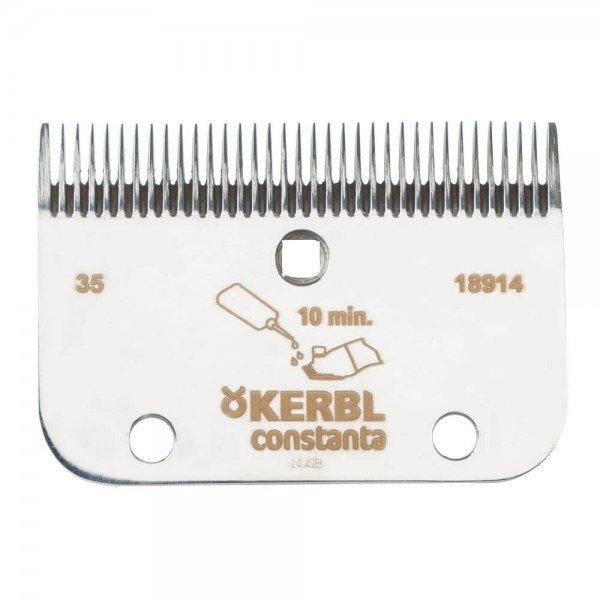Kerbl Schermesser-Set R2, 3mm, Standard-Feinschur