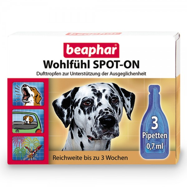 Beaphar Hundetropfen Wohlfühl Spot On