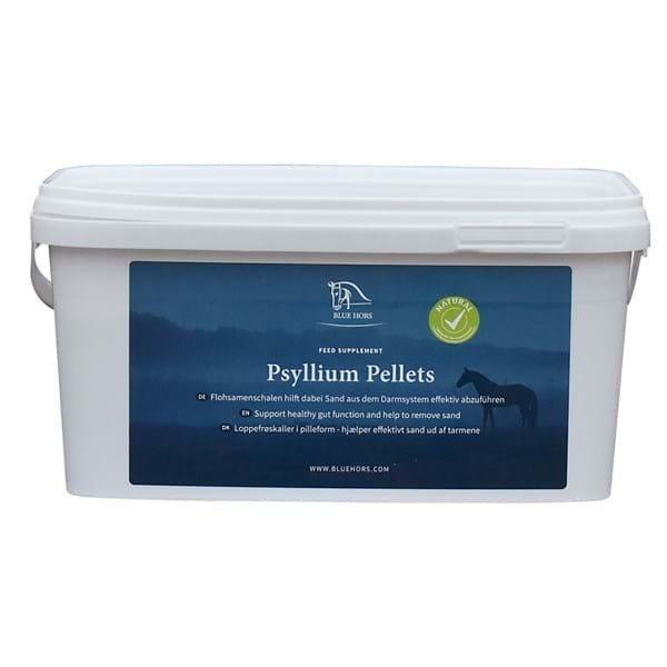 Blue Hors Psyllium Pellets, Flohsamenschalen, Ergänzungsfutter