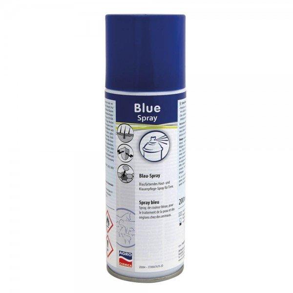 Agro Chemica Hautpflegespray Blue Spray