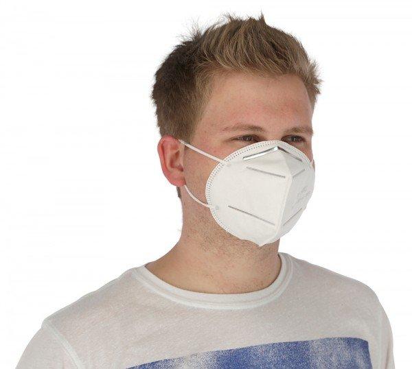 Kerbl Atemschutzmaske, FFP2, 25-er Pack