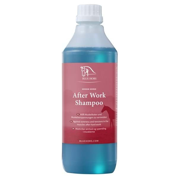 Blue Hors Pferdeshampoo After Work Shampoo