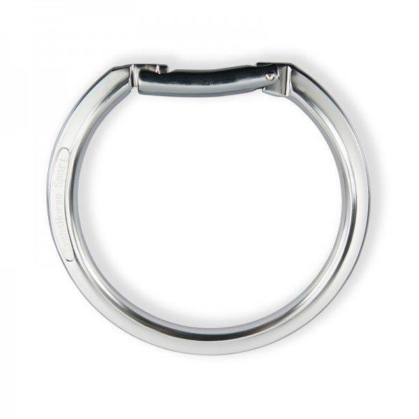 TransHorse Sport Aluminium Ring groß, silber, gold