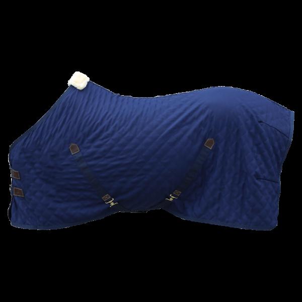 Kentucky Horsewear Stalldecke Sommerdecke Quick Dry, blau