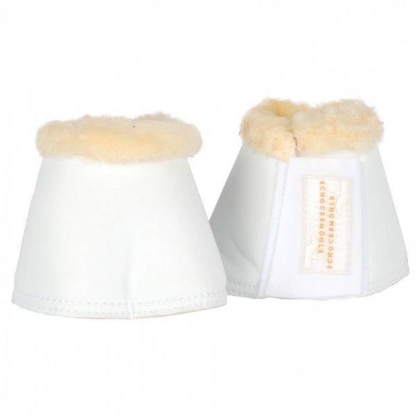 Schockemöhle Sports Springglocken Bell Boots Fur