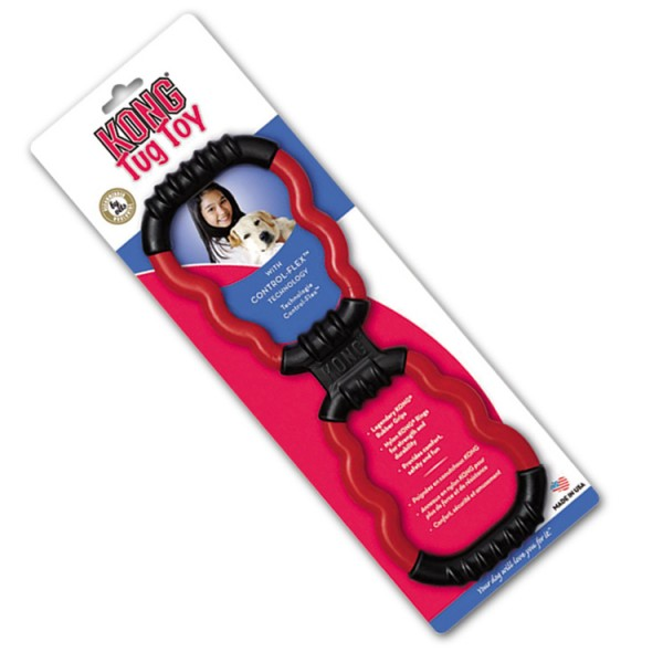 KONG Hundespielzeug Tug Toy
