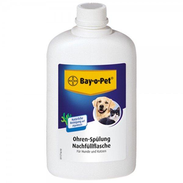 Bayer Ohren-Spülung für Hunde und Katzen, Nachfüller