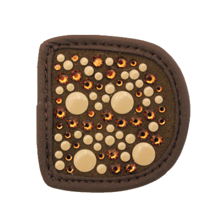 MagicTack Patches Brown Mixed