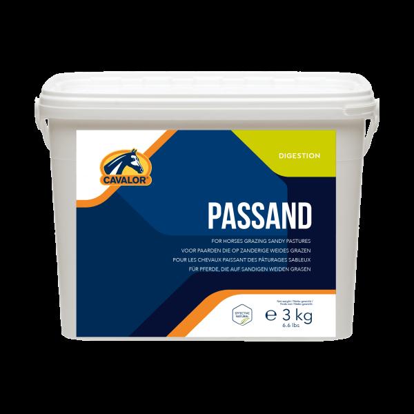 Cavalor Passand, Ergänzungsfuttermittel