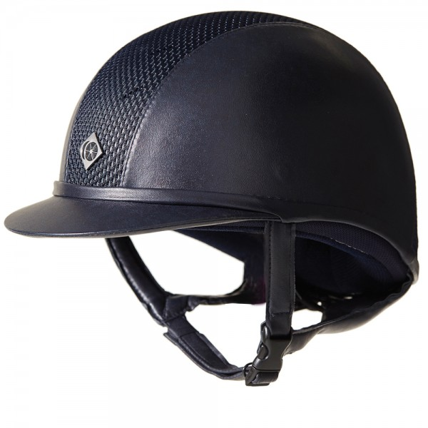 Charles Owen Reithelm Ayr8 Leather, schwarz, braun, blau