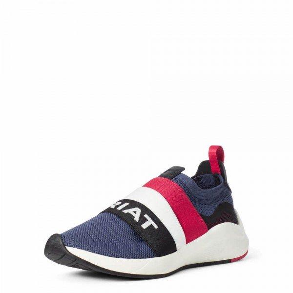 Ariat Sneakers Damen Ignite Slip-On FS21, Stallschuh, Freizeitschuh