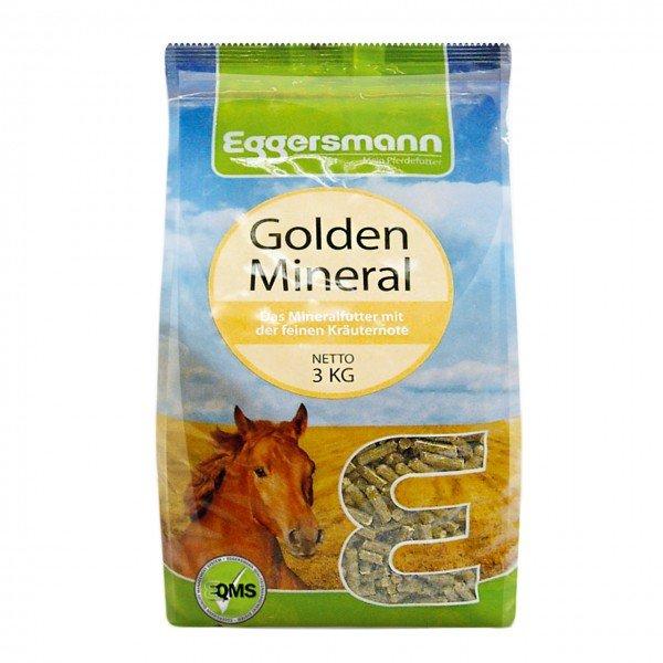 Eggersmann Golden Mineral, Mineralfutter, Ergänzungsfutter