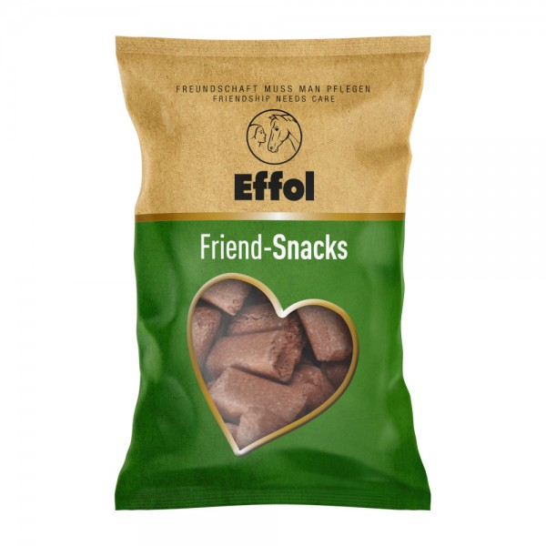 Effol Friend-Snacks Minibag, Pferdeleckerlis