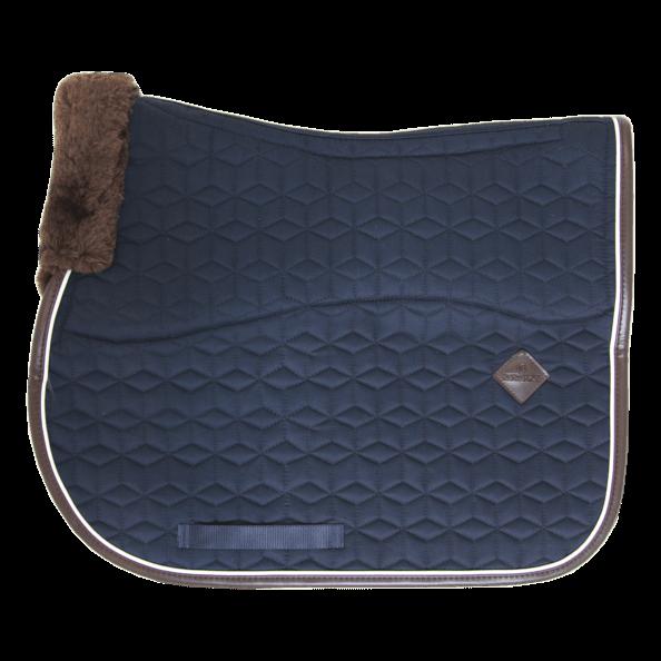 Kentucky Horsewear Schabracke Skin-Friendly, Springschabracke, künstliches Lammfell