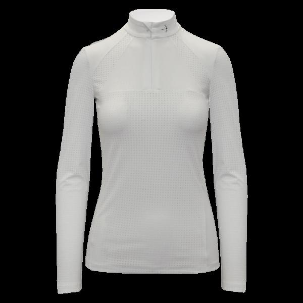 Laguso Turniershirt Damen Beverley Mesh FS21, langarm
